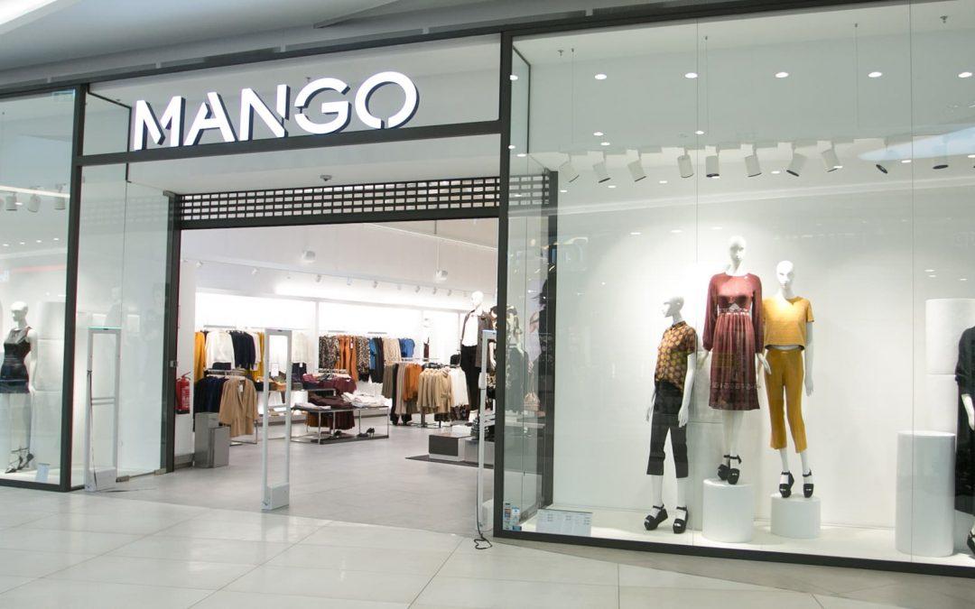 Mango, un ejemplo de UX en retail
