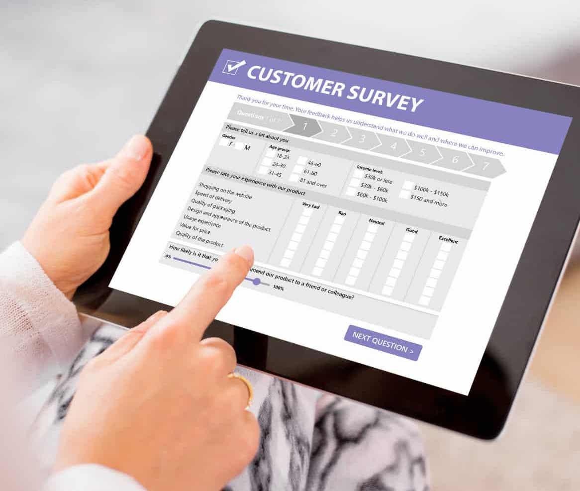 Encuestas para medir el nivel de satisfacción de los clientes, ¿es una buena idea?